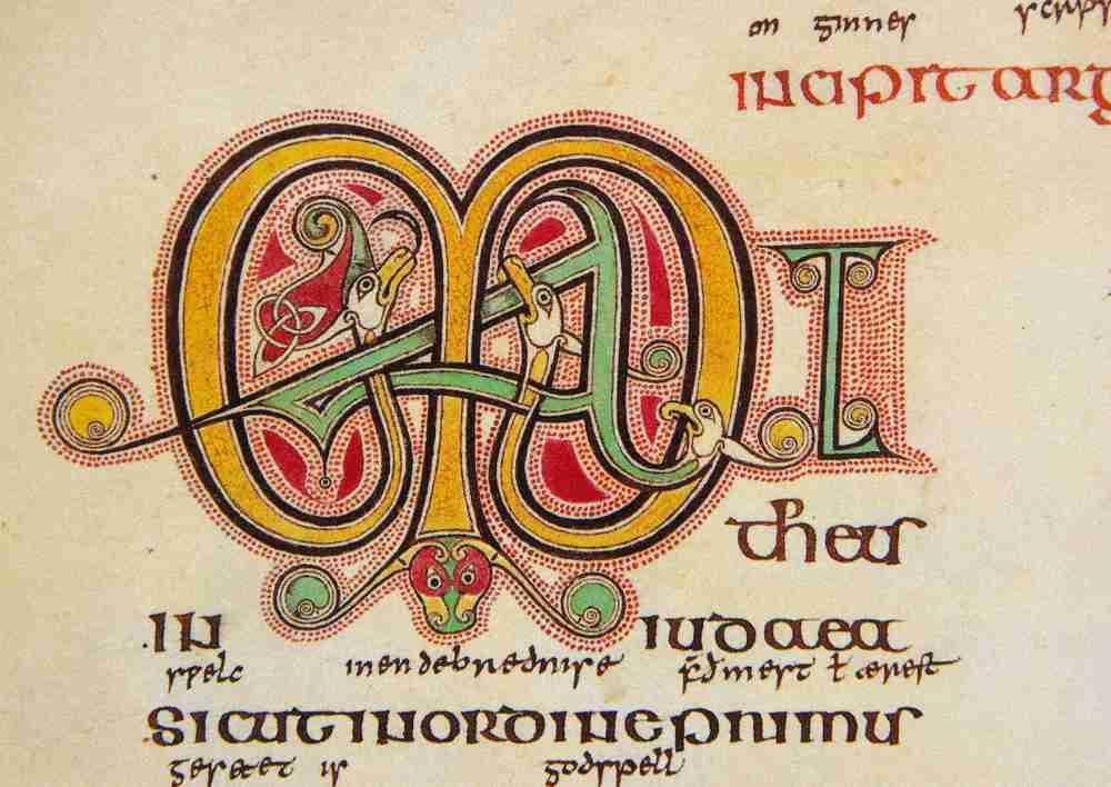 Lindisfarne Gospels1